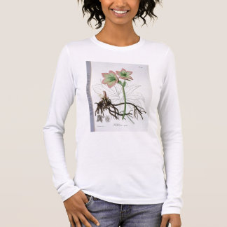 Helleborus Niger from 'Phytographie Medicale' by J Long Sleeve T-Shirt