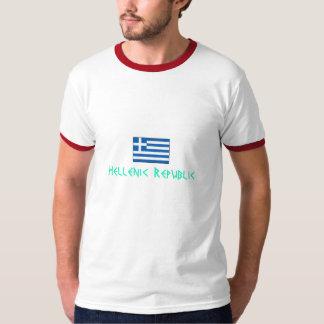 Hellenic Republic T-Shirt