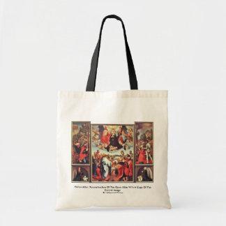 Heller-Altar: Reconstruction Of The Open Altar Bag