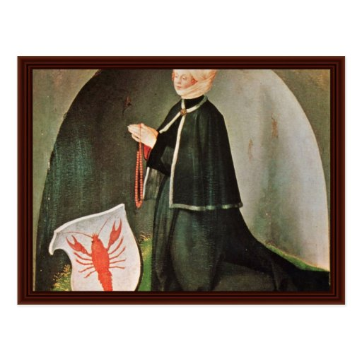 Heller-Altar Right Wing By Albrecht Dürer Postcards