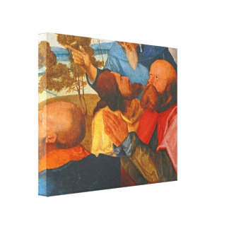 Heller Altarpiece by Matthias Grünewald Gallery Wrapped Canvas