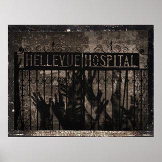 Hellevue Hospital Print