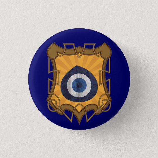 Hellfire Badge Button