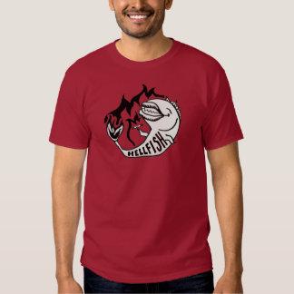 Hellfish Strauss Shirts