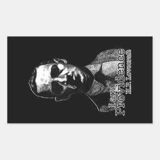 Hellhound Horror H.P. Lovecraft Sticker