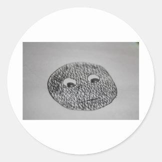 hello 211.JPG Round Sticker