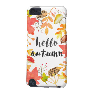 Hello autumn iPod touch (5th generation) cover