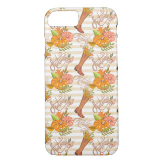 Hello Autumn Pattern iPhone 8/7 Case