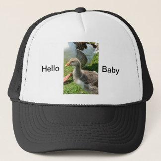 Hello Baby - Goosy Gosling Hat