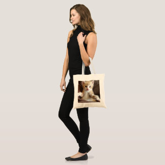 Hello BabyKitten Tote Bag