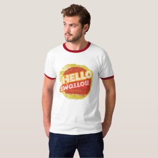 Hello Bottoms T-Shirt