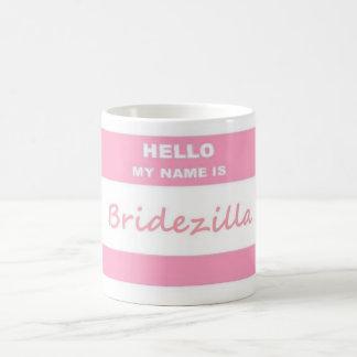 Hello Bridezilla Mug