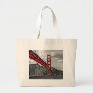 Hello Bridge! Tote Bags