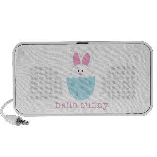 Hello Bunny iPod Speaker