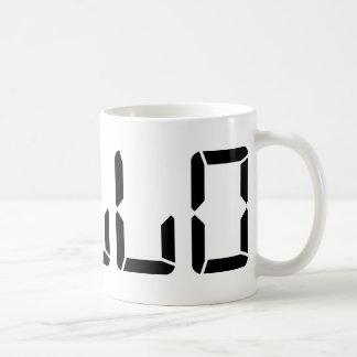 Hello - Calculator Coffee Mug