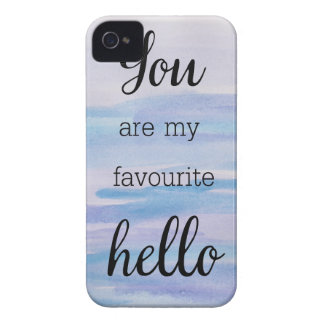 Hello iPhone 4 Covers