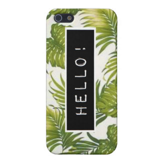 Hello case iPhone 5/5s iPhone 5 Cases