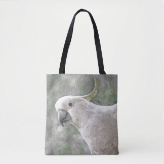 Hello Cockie All-Over-Print Tote Bag