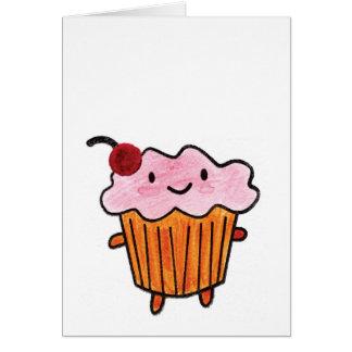 Hello Cupcake Card