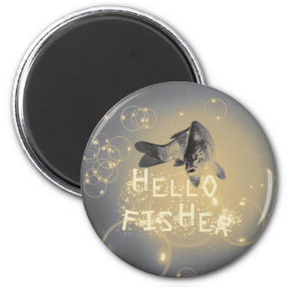 Hello fisher magnet