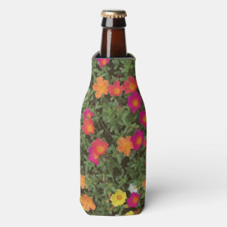 Hello Flowers Bottle Cooler
