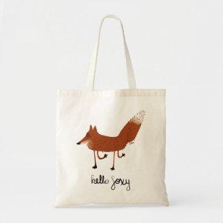 hello fox/foxy bag