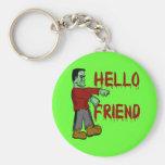 Hello Friend Creepy Frankenstein T shirts, Hoodies