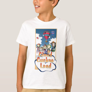 Hello from Cloud Cuckoo Land T-Shirt