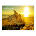 Hello from... Key West , Florida Postcard