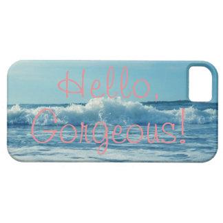 Hello, Gorgeous! iPhone 5 Case