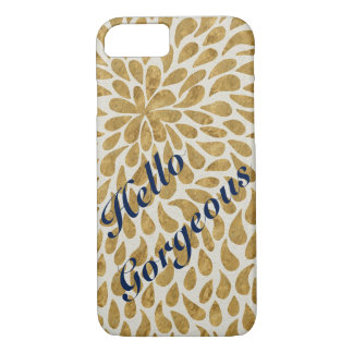 Hello Gorgeous Phone Case