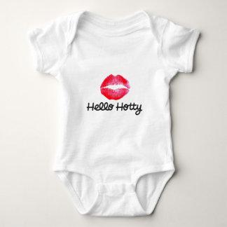Hello Hotty Baby Bodysuit