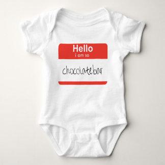 """Hello...I am """"So Chocolate Bar"""" baby creeper"""