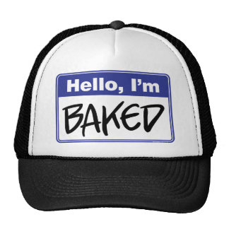 Hello, I'm Baked Cap