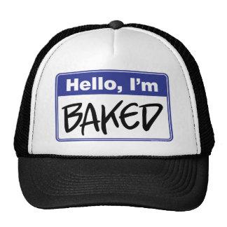 Hello, I'm Baked Hats