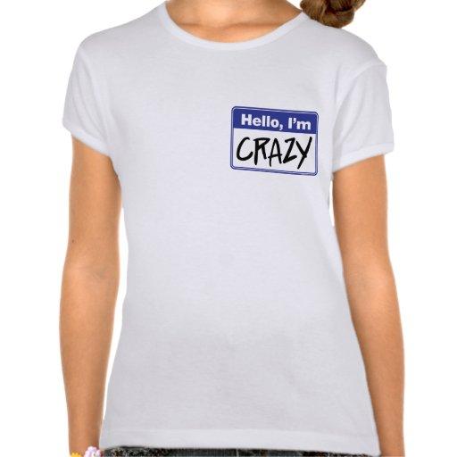 Hello, I'm Crazy Shirt