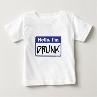 Hello, I'm Drunk Shirt