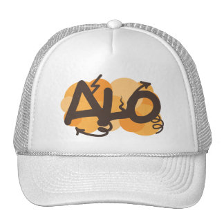 Hello in Creole - alo Hat