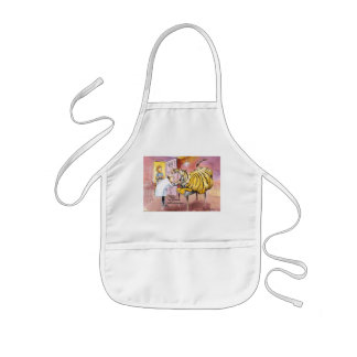 Hello in there! kids apron