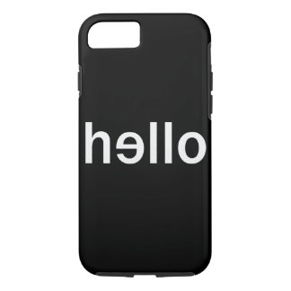 hello iPhone 8/7 case