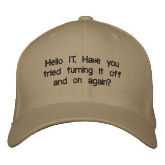 Hello IT Hat