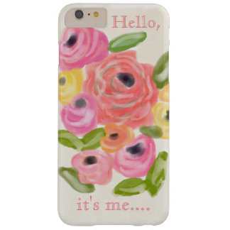 Hello, its me.... barely there iPhone 6 plus case