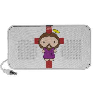 Hello Jesus Mini Speaker