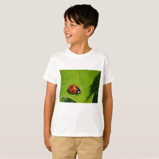 Hello Ladybug Green Save the Rainforest T-Shirt