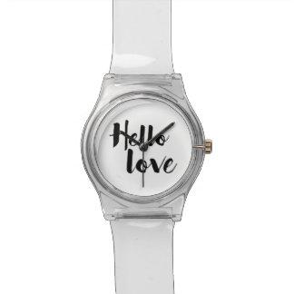 Hello Love Watch