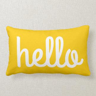 Hello! Lumbar Cushion