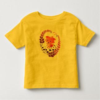 Hello Miss Fox! T Shirt