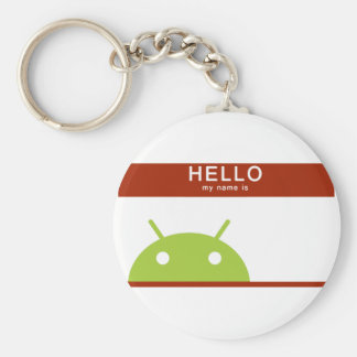 hello my name is Android Key Ring