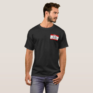Hello My Name Is Cycling T-Shirt