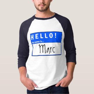 Hello! My Name Is... Fun T-Shirt